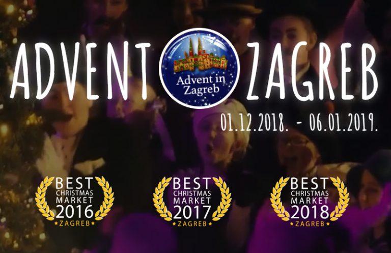 Advent Zagreb 2018