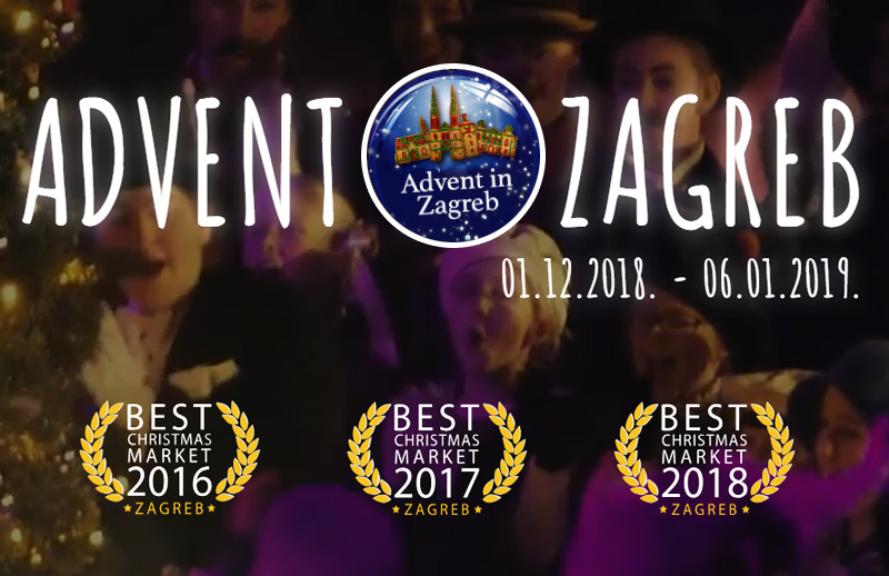 Advent Zagreb 2018