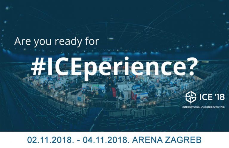 ICE International charter expo