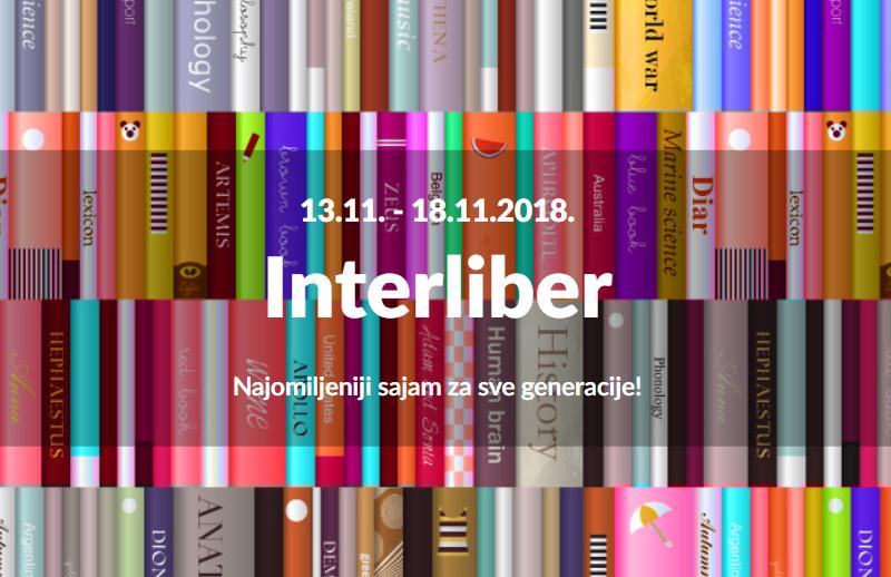 Interliber Zagreb 2018