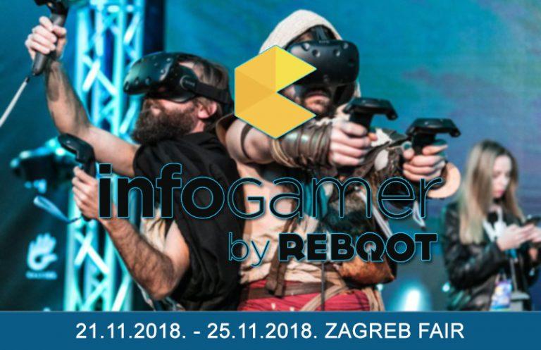 Reboot Infogamer Zagreb 2018