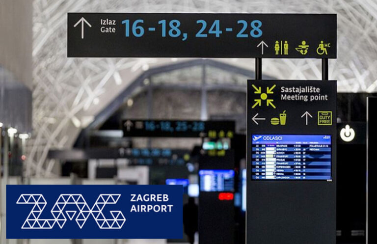 Zagreb Airport Meeting Points - Taxi Transfer